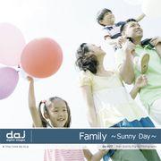 DAJ 427 Family -Sunny Day-【メール便可】