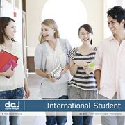 DAJ 431 International Student【メール便可】