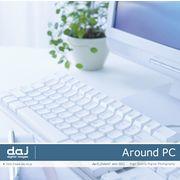 【特価】DAJ elm001 Around PC【メール便可】