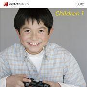 EGAOIMAGES S012 子供「チルドレン1」【メール便可】