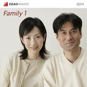 EGAOIMAGES S014 家族「ファミリー1」【メール便可】