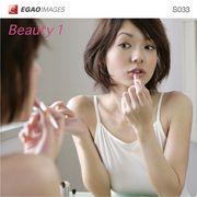 EGAOIMAGES S033 若い女性「ビューティー1」【メール便可】