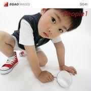EGAOIMAGES S041 ポートレート「ピープル1」【メール便可】