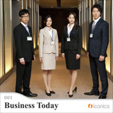 iconics 001 Business Today【メール便可】