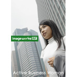 Image Werks RF 09 Active Business Woman〈アクティブ ビジネスウーマン〉【メール便可】