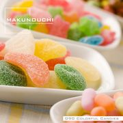 Makunouchi 090 Colorful Candies【メール便可】