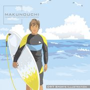 Makunouchi 097 Sports Illustrations【メール便可】