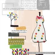 Makunouchi 114 City Women Illustrations【メール便可】