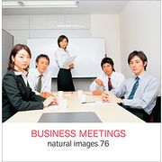 naturalimages Vol.76 BUSINESS MEETINGS【メール便可】