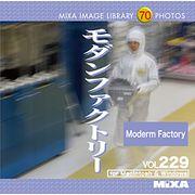 MIXAイメージライブラリーVol.229 モダンファクトリー【メール便可】