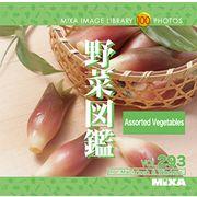 MIXAイメージライブラリーVol.293 野菜図鑑〈フード〉【メール便可】