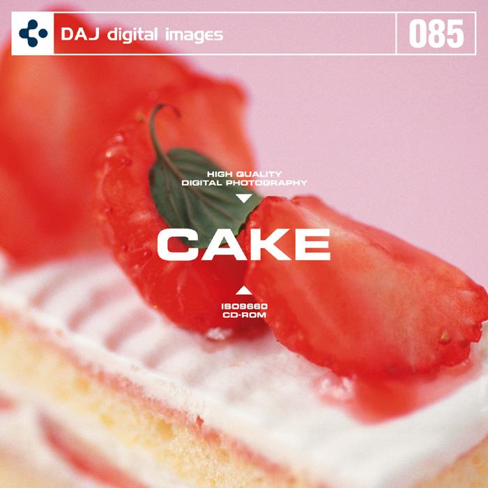 【特価】DAJ 085 CAKE【メール便可】