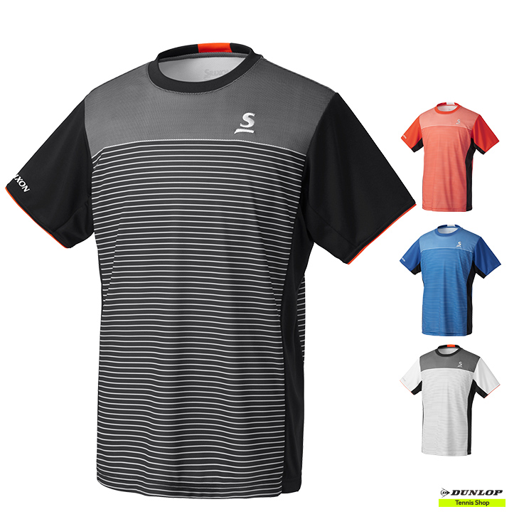 2019年SSモデル テニス【スリクソン】SRIXON ウエア ゲームシャツ SDP-1903