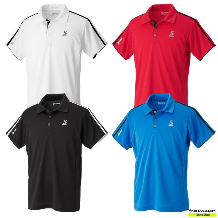2019年FWモデル テニス【スリクソン】SRIXON ウエア ポロシャツ SDP-1945
