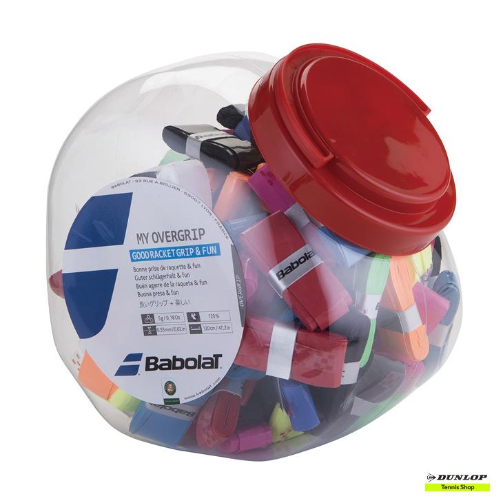テニス【バボラ】BABOLAT オーバーグリップ マイグリップ×70 (BA656006)
