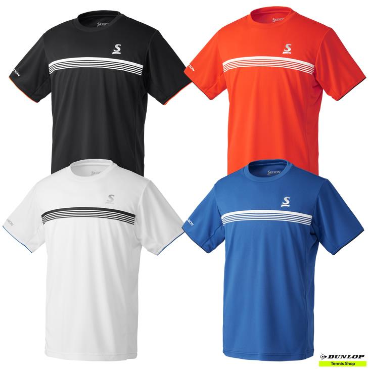 2019年SSモデル テニス【スリクソン】SRIXON ウエア ゲームシャツ SDP-1906