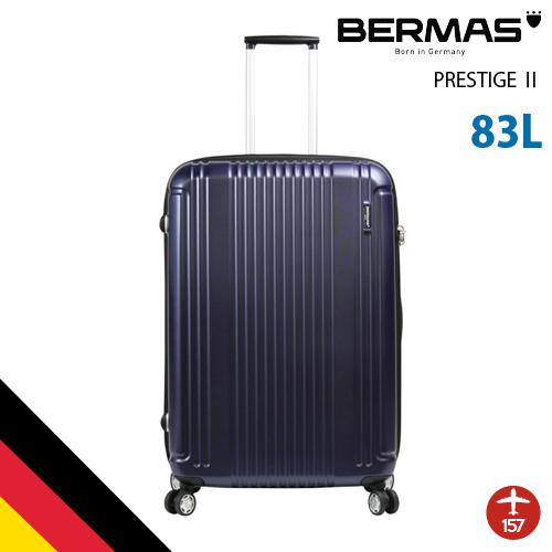 バーマス公式直営 BERMAS バーマス スーツケース キャリーケース 60254 プレステージ ドイツブランド ビジネス 軽量 旅行 出張 83L 高機能 ハードケース キャリーバッグ ファスナー TSAロック 4輪タイプ
