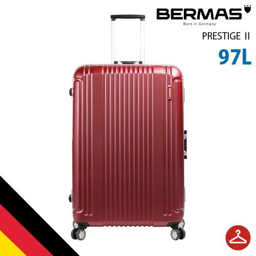 【バーマス公式直営】BERMAS バーマス スーツケース キャリーケース 60267 プレステージ ドイツブランド ビジネス 軽量 旅行 97L 高機能 キャリーバッグ フレーム TSAロック 4輪タイプ 送料無料
