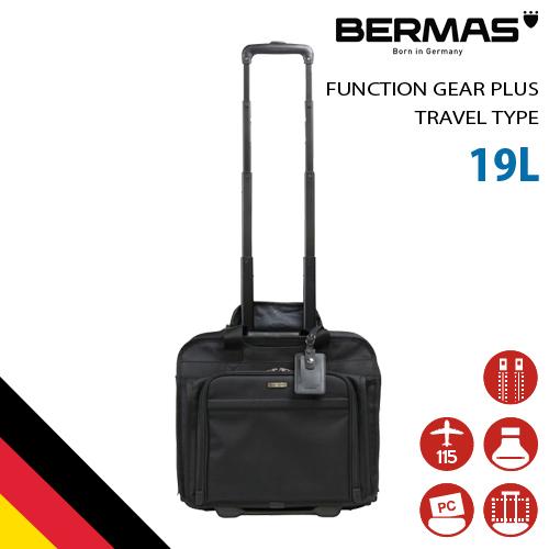 バーマス公式直営 BERMAS バーマス ビジネスキャリー 60428 機内持ち込み対応 ドイツブランド ビジネス 2Way ブリーフ キャリーオン スーツケース キャリーケース キャリーバッグ マルチ 2輪 キャスター交換対応 出張