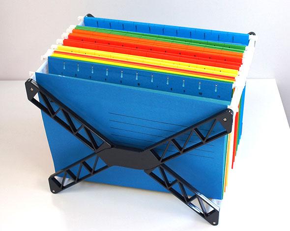 【CREW'S クルーズ】ハンギングファイル 25枚入のお徳用 H6527-CRE文房具 文具 おしゃれ ステーショナリー おしゃれ 海外 輸入 デザイン文具ならイーオフィス