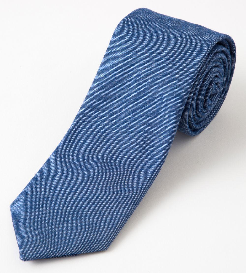 全国どこでも送料無料 ネクタイ 限定価格セール 無地 ブルー