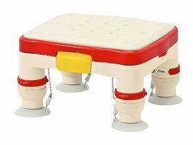 アロン化成 高さ調節付浴槽台R(ミニソフトクッション) 536486[介護 ケア サポート 介護用品 通販 風呂]