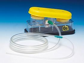新鋭工業  足踏式吸引器 QQ KFS-400   送料無料 [介護 ケア 介護用品 生活 支援]