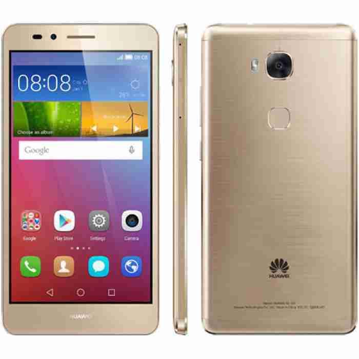 SIMフリー Huawei GR5 16GB ゴールド 本体のみ [ジャンク] 【白ロム】