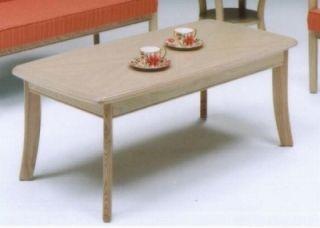 〔 木製 〕 カンヌ シンプル センターテーブル 角型【送料無料】