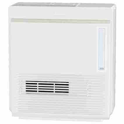 ダイニチ加湿セラミックファンヒーター 暖房1200W、加湿量480mlEFH-1217D/EFH1217Dホワイト(W)EFH-1218D前モデルがお買い得(同機能です)