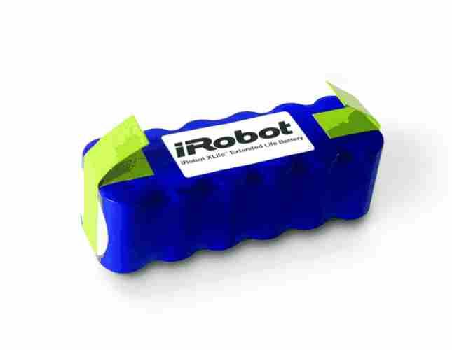 【あす楽・国内正規品・ポイント2倍】アイロボット iRobot 自動掃除機ルンバ500・600・700・800シリーズ専用Xlifeバッテリーロングライフバッテリー(青)アイロボット純正4419696