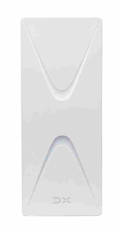 【あす楽対応】DXアンテナ 最強・壁面アンテナ・平面アンテナブースター内蔵・26素子相当モデル 地上デジタル放送用UHFアンテナ 薄型UHFアンテナUH26BA オフホワイト