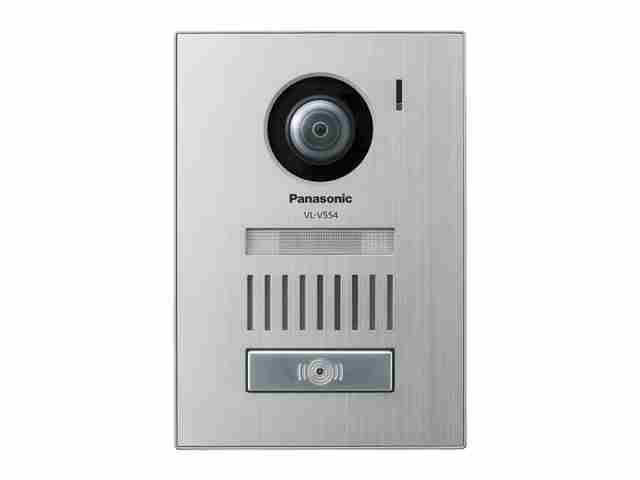 Panasonic パナソニックカラーカメラ玄関子機 VL-V554L-S/VLV554LS