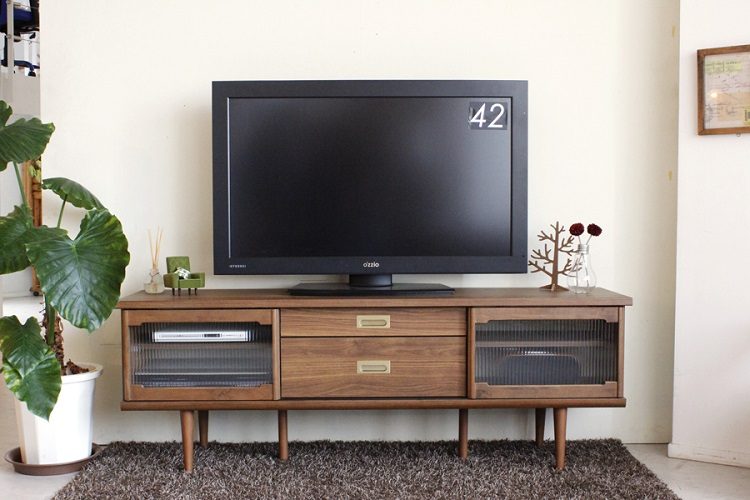 lowboard 160 tv lowboard avora cm breit in braun akazie massiv u bild with lowboard 160 trendy. Black Bedroom Furniture Sets. Home Design Ideas