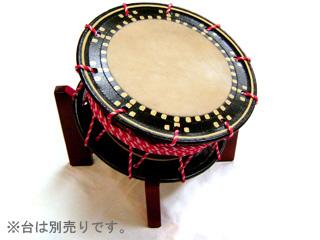 【舞台用太鼓】<水牛皮> 締め太鼓 直径36cm