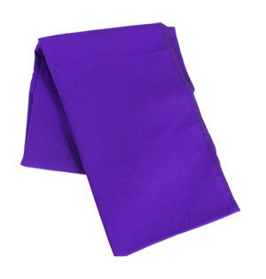 エイサー衣装 モス布 紫 Aタイプ 人気の製品 ロックあり 登場大人気アイテム 帯やサージに 2.7m