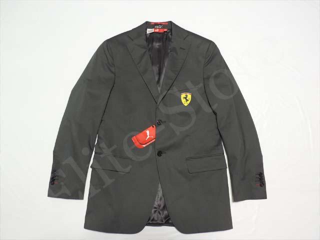 【送料無料】 フェラーリ 2009年 支給品 上層部 & トラベル用 ブレザー (ジャケット) S new (海外直輸入 F1 非売品 グッズ)