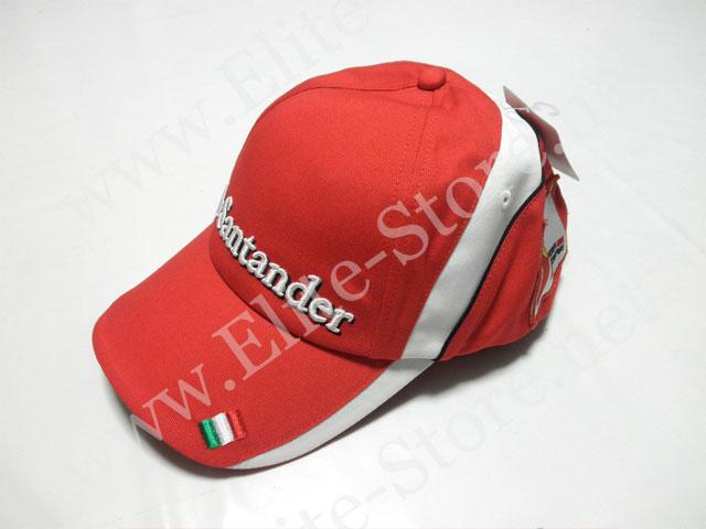 【送料無料】 フェラーリ 2011年 支給品 キャップ 帽子 new 新品 (海外直輸入 F1 非売品グッズ)