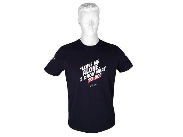 キミ・ライコネン 2019年 Tシャツ 世界限定460着 new (海外直輸入 【送料無料】 アルファロメオ・ザウバー 現非売品F1グッズ)