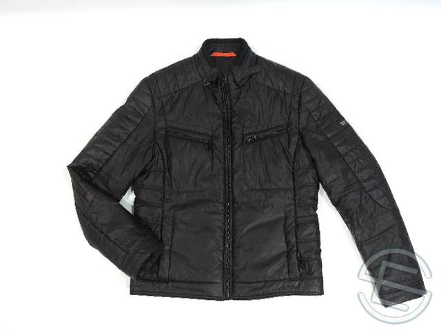【送料無料】 マクラーレン 2013年 コラボ版 ヒューゴボス製 中綿入り ウィンタージャケット メンズ 48size 3/5 (海外直輸入 F1 現非売品USEDグッズ)