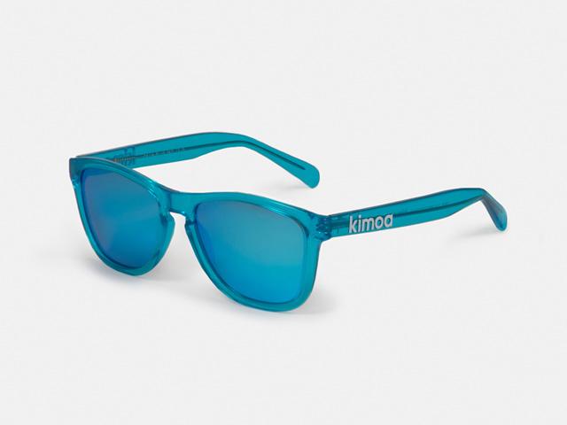 【予約商品】 KIMOA キモア サングラス LA BLUE SKY版 new 新品 (海外直輸入 F1 グッズ)