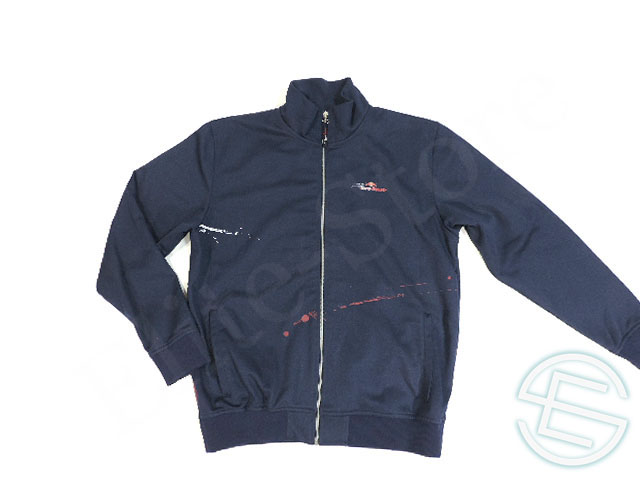 【送料無料】 トロ・ロッソ 2006年 支給品 トラックジャケット ジャージ トラックトップ メンズ M 5/5 (海外直輸入 F1 非売品USEDグッズ)