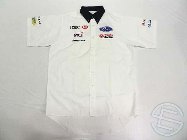 【送料無料】 スチュワート・フォード 1998年 支給品 ピットシャツ L 4/5 (海外直輸入 F1 非売品USEDグッズ)