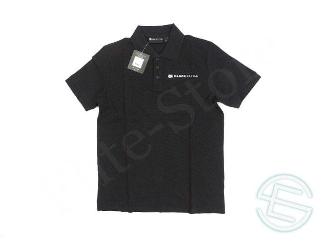 【送料無料】 マノー 2016年 支給品 トラベル用 コットン製 ポロシャツ メンズ S new 新品 (海外直輸入 F1 非売品グッズ ゴルフウェア)
