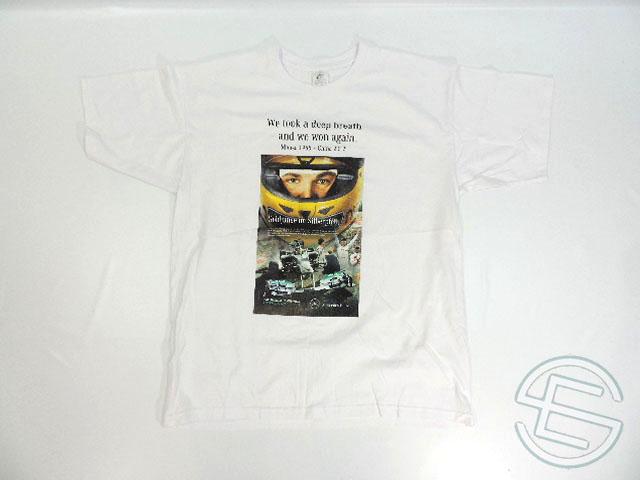 【送料無料】 メルセデス・AMG 2012年 支給品 中国GP 優勝記念 Tシャツ メンズ XL 5/5 (海外直輸入 F1 非売品グッズ)