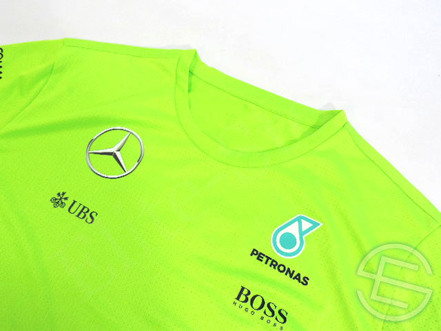 382ead0dfc7e Mercedes AMG 2016 supplies Setup for reflector version reflective material  drying T shirt mens L 5 5 (Mercedes-Benz for sale goods