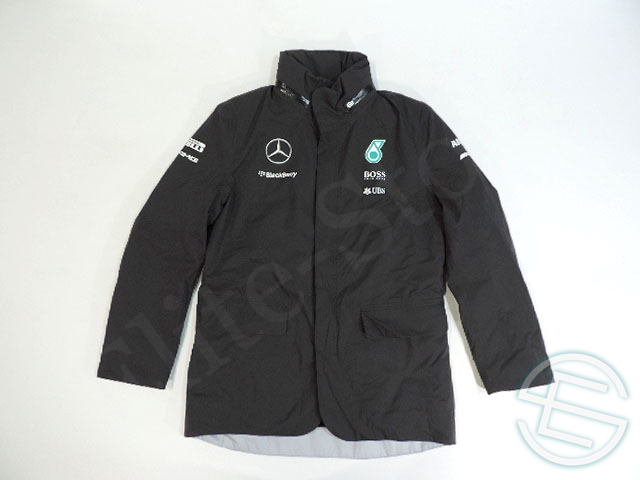 bd771ed53 Mercedes AMG by 2015, supplies made by Hugo Boss fiberfill winter jacket ( coat) ...