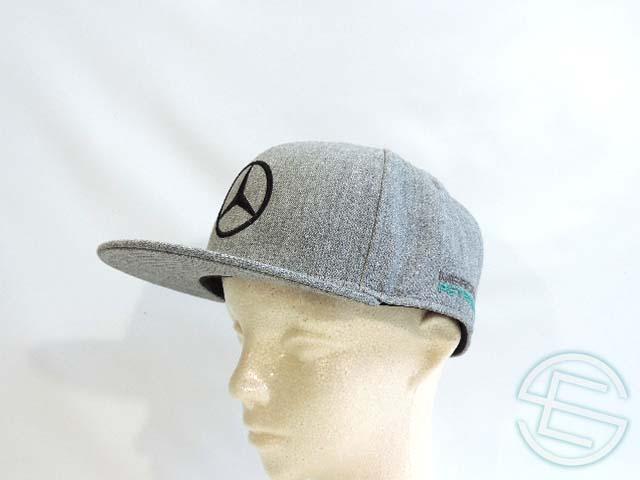 【送料無料】 ルイス・ハミルトン 2014年 メルセデス AMG 支給品 本人用 実使用 カナダGP版 キャップ CAP (海外直輸入 F1 非売品グッズ ベンツ)