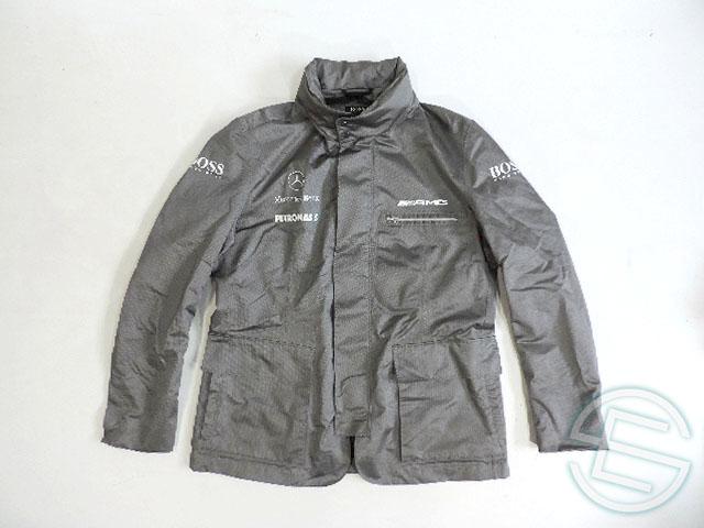 【送料無料】 DTM メルセデス・AMG 2013年 支給品 ヒューゴボス製 c_change ジャケット メンズ XXL 5/5 (海外直輸入 F1 非売品USEDグッズ ベンツ)