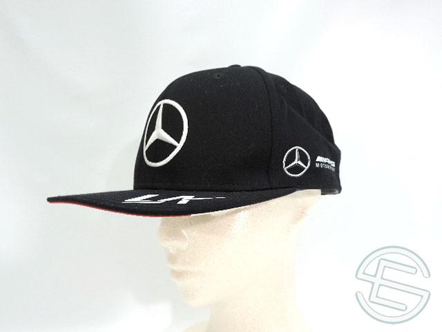 【送料無料】 ルーカス・アウアー 2017年 DTM メルセデス AMG 支給品 実使用 キャップ (海外直輸入 F1 非売品USEDグッズ)